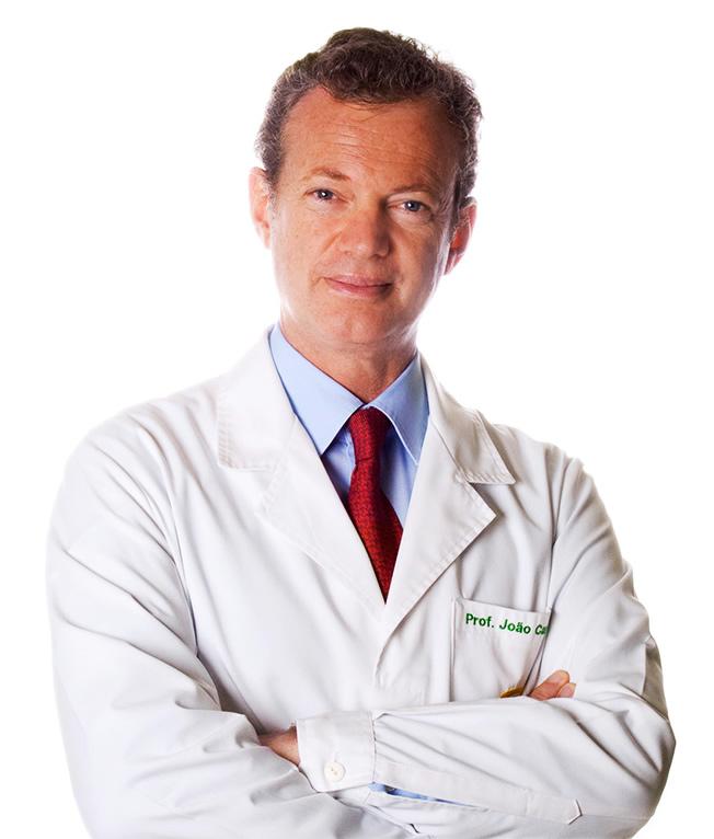 Professor Dr. João Caramês
